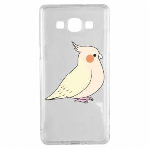 Etui na Samsung A5 2015 Cute parrot