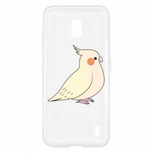 Etui na Nokia 2.2 Cute parrot