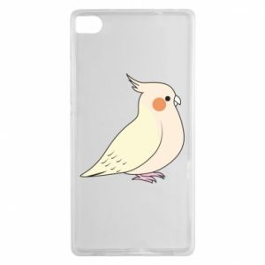 Etui na Huawei P8 Cute parrot
