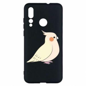 Etui na Huawei Nova 4 Cute parrot