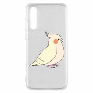 Etui na Huawei P20 Pro Cute parrot