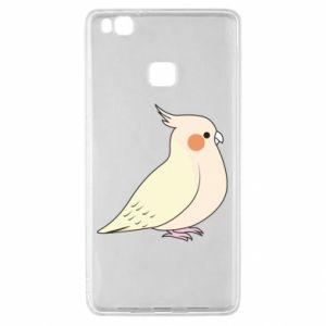Etui na Huawei P9 Lite Cute parrot