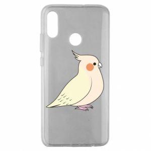 Etui na Huawei Honor 10 Lite Cute parrot