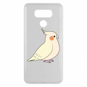 Etui na LG G6 Cute parrot