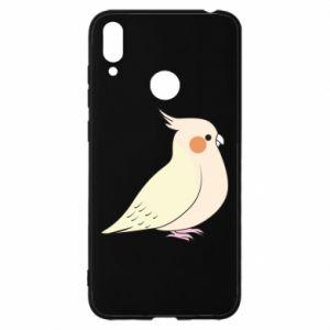 Etui na Huawei Y7 2019 Cute parrot