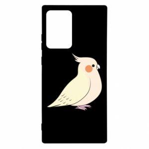 Etui na Samsung Note 20 Ultra Cute parrot