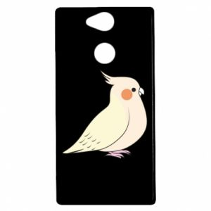 Etui na Sony Xperia XA2 Cute parrot