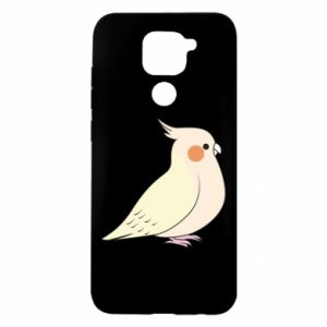 Etui na Xiaomi Redmi Note 9/Redmi 10X Cute parrot