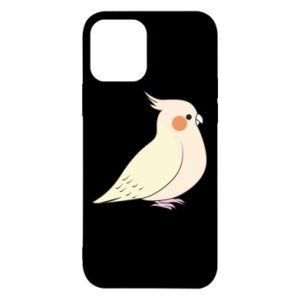 Etui na iPhone 12/12 Pro Cute parrot