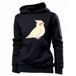 Bluza damska Cute parrot