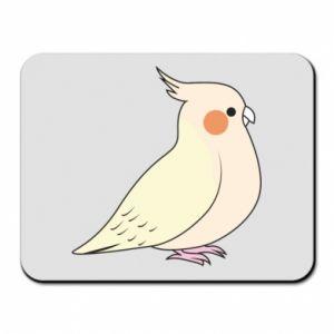 Podkładka pod mysz Cute parrot