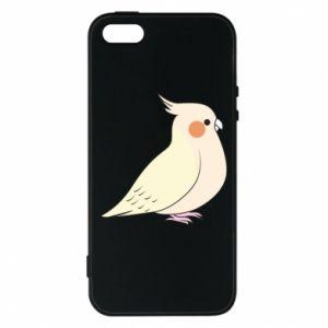 Etui na iPhone 5/5S/SE Cute parrot