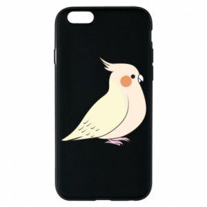 Etui na iPhone 6/6S Cute parrot