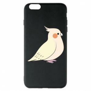Etui na iPhone 6 Plus/6S Plus Cute parrot