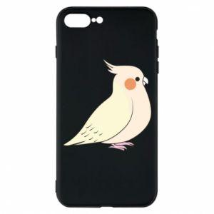 Etui do iPhone 7 Plus Cute parrot