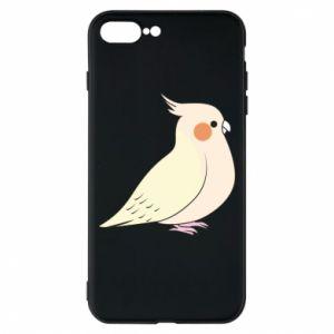 Etui na iPhone 8 Plus Cute parrot