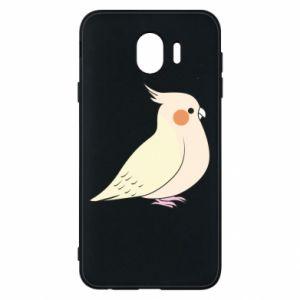 Etui na Samsung J4 Cute parrot