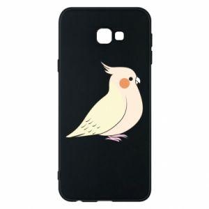 Etui na Samsung J4 Plus 2018 Cute parrot