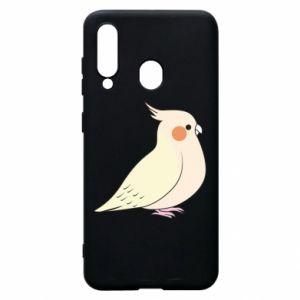 Etui na Samsung A60 Cute parrot