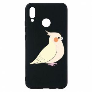 Etui na Huawei P20 Lite Cute parrot