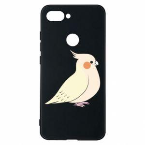 Etui na Xiaomi Mi8 Lite Cute parrot