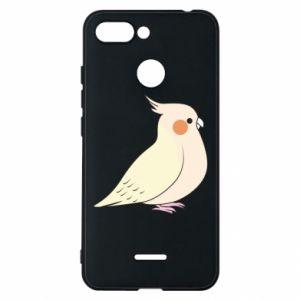 Etui na Xiaomi Redmi 6 Cute parrot