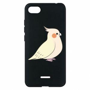Etui na Xiaomi Redmi 6A Cute parrot