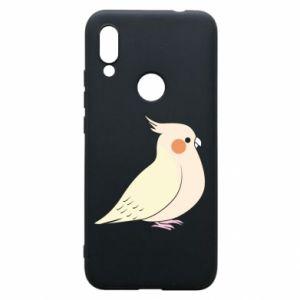 Etui na Xiaomi Redmi 7 Cute parrot