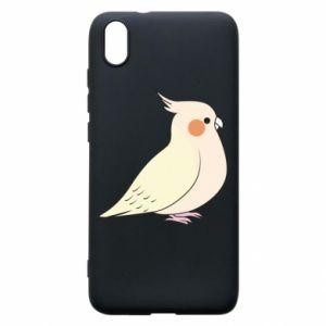 Etui na Xiaomi Redmi 7A Cute parrot