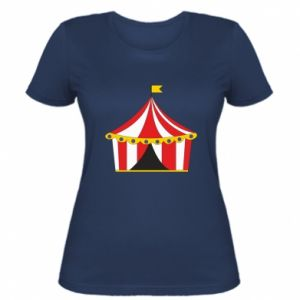 Women's t-shirt The circus