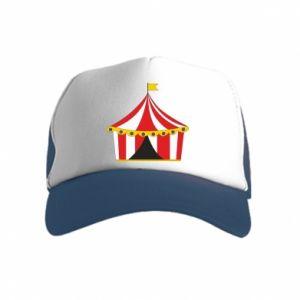 Kid's Trucker Hat The circus