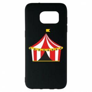 Samsung S7 EDGE Case The circus