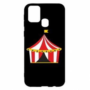 Samsung M31 Case The circus