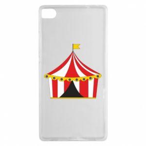 Huawei P8 Case The circus