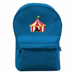 Backpack with front pocket The circus