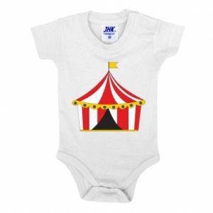 Baby bodysuit The circus