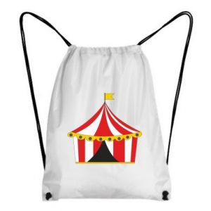Backpack-bag The circus