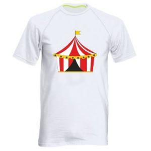 Men's sports t-shirt The circus