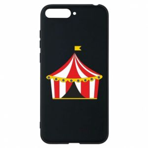 Huawei Y6 2018 Case The circus