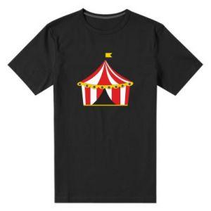 Męska premium koszulka Cyrk
