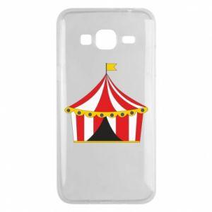 Samsung J3 2016 Case The circus