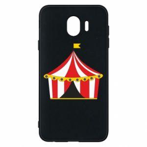 Samsung J4 Case The circus