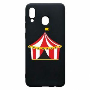 Samsung A20 Case The circus