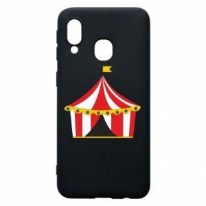 Samsung A40 Case The circus