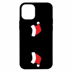 Etui na iPhone 12 Mini Czapki