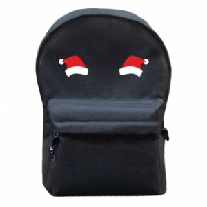 Backpack with front pocket Hats