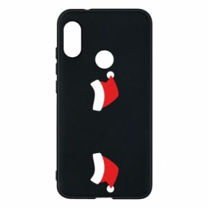 Phone case for Mi A2 Lite Hats