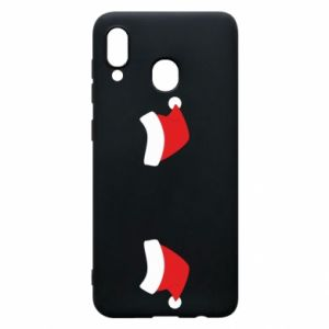 Phone case for Samsung A30 Hats