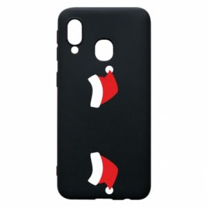 Phone case for Samsung A40 Hats
