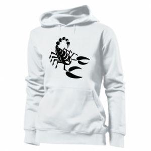 Bluza damska Czarny skorpion